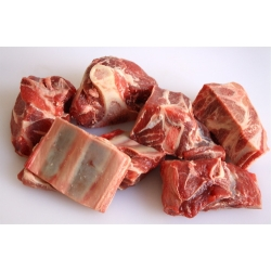 Mutton With Bone (Goat/Lamb)