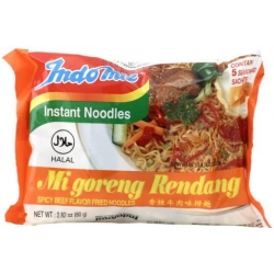 Mi Goreng Rendang Noodles (Indomie)