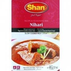 Nihari Curry Mix (Shan)