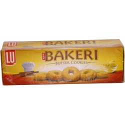 Biscuits /Baker  Butter Cookies ( Product of Pakistian ) `~ Weight  84 Gm