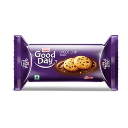 Biscuits / Good day ~ Choco-Chip  Cookies  ( Product of India ) `~ Weight  75 Gm