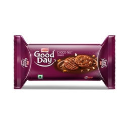 Biscuits / Good day ~ Choco-Nut  Cookies  ( Product of India ) `~ Weight  75 Gm