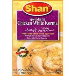 Chicken White Korma Mix (Shan)