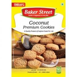 Coconut Biscuits (Baker Street)