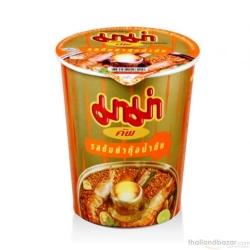 Creamy Tom Yum Flavor Noodles (Thailand)