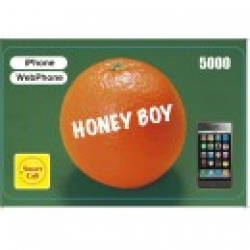 Honey Boy Calling Card