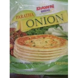 Onion Paratha (Pakistan)