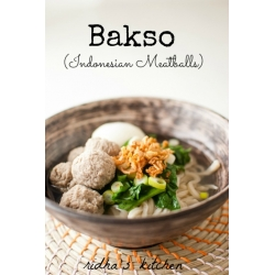 Bakso (BIG PACKET) 500gm Food for Indonesian.