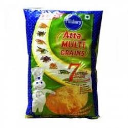 Atta (Pilsbury) :: Multi Grain Product of India.
