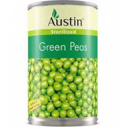 Canned  food =Green Peas (product of italy)