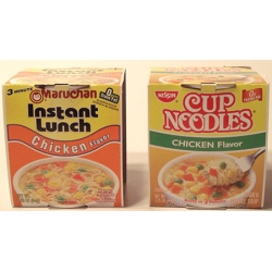 Cup Noodles :: Assorted (Mamee)