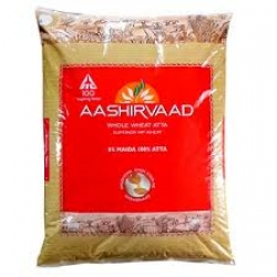 Atta (Aashirvaad 100% pure and natural)(kolkata india)