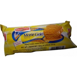 Biscuits / Marie Gold  ( Product of India ) `~ Weight  100 Gm