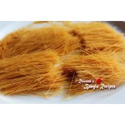 Vermicelli  /  Semai  (Short, Non-Roasted):: Golda ( Product of turkey )